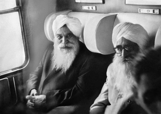 Sant Kirpal Singh, Germany, 1 September, 1972